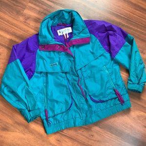 Vintage 90s Columbia Powder Keg Ski Jacket Medium